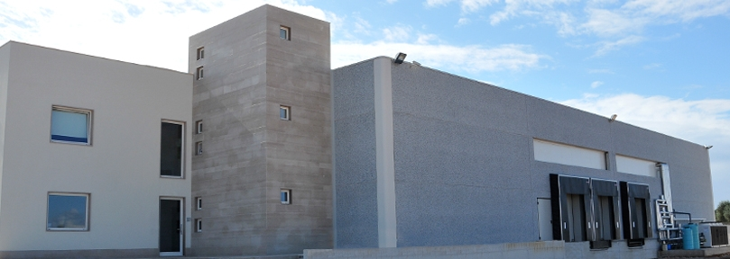 Edilizia industriale eurocarpen costruzione centro for Centro ingrosso arredamenti di firma